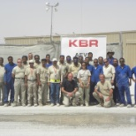 i am with KBR Team