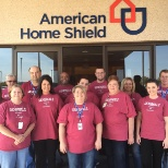 American Home Shield photo: Great co-workers