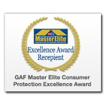 GAF's Master Elite Consumer Protection Excellence Award