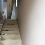Interserve photo: Just doing a hallway stairs an landing area
