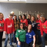 Parkbridge supports Jersey Day in honor of the Humboldt Broncos.