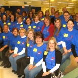 Deluxe Junior Achievement Volunteers