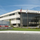 Skyworks Headquarters at Woburn, MA.