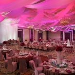 Shangri-La Hotels and Resorts photo: Isla Grand Ballroom Chinese Wedding Set-up