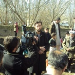 Opening ceremony of Canal Reconstruction.