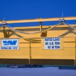 Whiting overhead crane for automotive industry