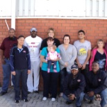 DDS photo: My Port Elizabeth team