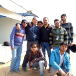 photo of Paytm, With team