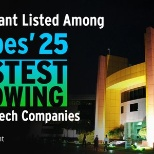 Cognizant Listed