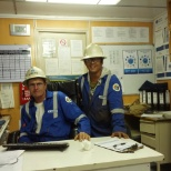 Nabors Rig 860 Office