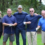 Taken at the 6th annual Dufresne Play for a Purpose Golf Tournament. 2018.