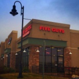 West Valley Five Guys
