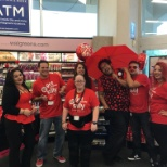 Walgreens photo: Red Nose Day