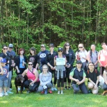 Hike for Hospice Team 2016!