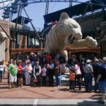 "Corporate Team Member Recognition - ""An Afternoon at the Ballpark"""