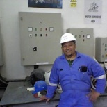 photo de SNC-Lavalin, assemble and dismantle motor pumps,installation