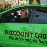 Discount Cab photo: Shoot for the Career Video