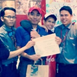 Awards as the best order taker ( Drive thru ) 2014