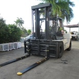 MINOVA photo: one of the fork lifts