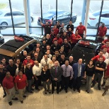 Asbury Automotive Group photo: Courtesy Kia wins Platinum Prestige Award from KIA ( Top Ten USA)