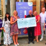 photo of Hampshire Hospitals NHS Foundation Trust, A big thank you to everyone who supported a recent golf day that raised more than £50,000
