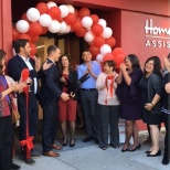 Home Care Assistance photo: Oakland office grand opening with special guest Mayor Libby Schaaf.