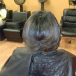 Natural Hair Blow Out/45
