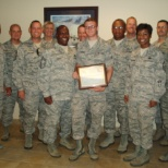 Airmen being recognized for work ethic