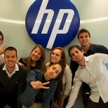 Welcome day for our interns in Sao Paulo, Brazil