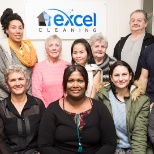 photo of Excel Cleaning, Some of the team, looking good!