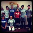 Our 5k team at Anytime Fitness