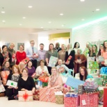 NEXTEP photo: Holiday Gift Drive