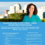 Overlake Medical Center photo: Overlake Medical Center and Clinics Career Fair and Free RN CEU Event