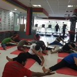 Snap Fitness photo: Me taking yoga sessions
