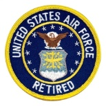 USAF Retired Officer