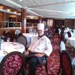Celebrity Cruises photo: took by colleague