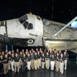 Delaware North photo: The Atlantis at Kennedy Space Center- run by Delaware North.