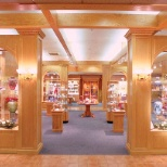 Oglebay Resort & Conference Center photo: Features the area's largest selection of decorative glass, plus an Artisan center and Glass Museum.