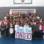 Marketo photo: Marketo Gives Back