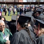 United Tribes Technical College graduation