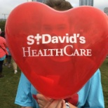 Heart Hospital of Austin photo: At the Austin Heart Walk