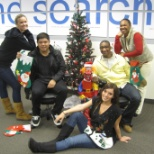 2011 Happy Holidays from Client Services Mountain View