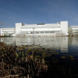 Nationwide Building Society photo: A view of Nationwide House over the lake
