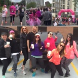 VISTA Staffing Solutions photo: Race for the Cure