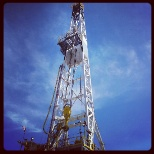Another day at the rig