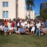 Accredited Debt Relief photo: Annual Employee Appreciation Picnic with the friends and family! Fun times at Waterfront Park!