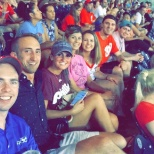 ROCS Grad Staffing photo: ROCS Team Outing - Washington Nationals Game