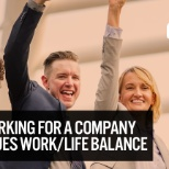 Enjoy working for a company that values work/life balance