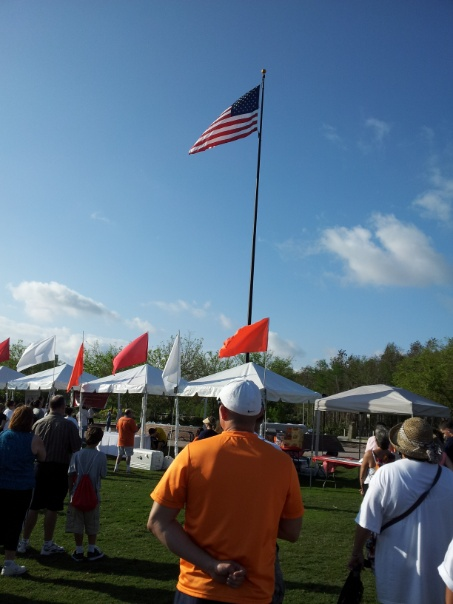 Participating In National Foundation Kidney Walk
