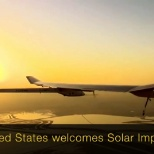 Solar Impulse arrives in Hawaii
